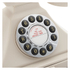 GPO Retro 1929S Classic Carrington Push Button Telephone - Ivory: Image 3