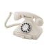 GPO Retro 1929S Classic Carrington Push Button Telephone - Ivory: Image 1