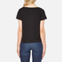 Cheap Monday Women's Had Stripe Logo T-Shirt - Black: Image 3