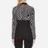 Cheap Monday Women's Vote Sweat Fence Sweatshirt - Black: Image 3