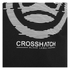 Crosshatch Men's Onsite Graphic T-Shirt - Black: Image 3