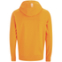 Crosshatch Men's Quon Kangeroo Pocket Hoody - Orange Pepper: Image 2