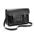 The Cambridge Satchel Company Women's 14 Inch Magnetic Satchel - Black: Image 4
