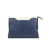 Furla Women's Fantasia XL Pochette Clutch Bag - Blue: Image 6