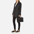 Furla Women's Linda Medium Tote Bag - Black: Image 7