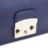Furla Women's Metropolis Mini Crossbody Bag - Navy: Image 3