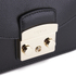 Furla Women's Metropolis Mini Crossbody Bag - Black: Image 3
