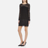 Diane von Furstenberg Women's Lavana Dress - Black: Image 2