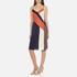 Diane von Furstenberg Women's Frederica Dress - Rickrack Khaki: Image 2