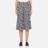 Diane von Furstenberg Women's Stanton Culottes - Ribon Rectangles Khaki: Image 1