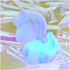 Farbenwechselndes Einhorn Leuchte: Image 1