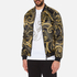 Versace Jeans Men's All Over Print Jacket - Black: Image 2