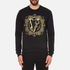 Versace Jeans Men's Light Sweatshirt - Black: Image 1
