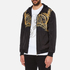 Versace Jeans Men's Printed Hooded Jacket - Black: Image 2