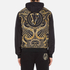 Versace Jeans Men's Printed Hooded Jacket - Black: Image 3