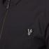 Versace Jeans Men's V Logo Long Sleeve Shirt - Black: Image 5