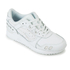 Asics Lifestyle Gel-Lyte III Leather Trainers - White: Image 2