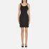Versus Versace Women's Jersey Sleeveless Dress - Black: Image 1