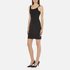Versus Versace Women's Jersey Sleeveless Dress - Black: Image 2