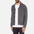 rag & bone Men's Avery Shawl Cardigan - Charcoal: Image 2