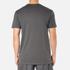BOSS Hugo Boss Men's Large Logo T-Shirt - Dark Grey: Image 3