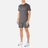 BOSS Hugo Boss Men's Starfish Swim Shorts - Dark Grey: Image 4