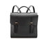 The Cambridge Satchel Company Men's Bridge Closure Backpack - Black: Image 1