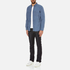 A.P.C. Men's Clift Denim Shirt - Indigo Delave: Image 4