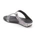 FitFlop Women's Banda Crystal Imi-Snake Slide Sandals - Mink: Image 4
