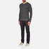 J.Lindeberg Men's Jamie Twist Jumper - Black: Image 4