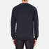 J.Lindeberg Men's Chad Pattern Sweatshirt - Blue: Image 3