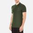 J.Lindeberg Men's Rubi Slim Polo Shirt - Green: Image 2
