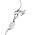 Vivienne Westwood Jewellery Women's Lorelei Bracelet - Rhodium: Image 2