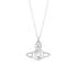 Vivienne Westwood Women's Nora Pendant - White Cubic Zirconia: Image 1