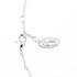 Vivienne Westwood Women's Nora Bracelet - White Cubic Zirconia: Image 2
