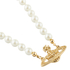 Vivienne Westwood Jewellery Women's Mini Bas Relief Choker - Light Colorado Topaz: Image 3
