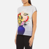 PS by Paul Smith Women's Floral Vase Pauls Photo T-Shirt - Multi: Image 2