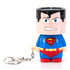 Superman Mini Look-Alite Keychain: Image 2