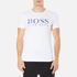 BOSS Orange Men's Tommi 3 Large Logo T-Shirt - White: Image 1