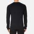 BOSS Orange Men's Wheel Crew Neck Sweatshirt - Black: Image 3