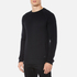 BOSS Orange Men's Wheel Crew Neck Sweatshirt - Black: Image 2