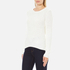 Vero Moda Women's Lex Long Sleeve Jumper - Snow White: Image 2