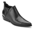 Kendall + Kylie Women's Violet Leather Heeled Ankle Boots - Black: Image 2
