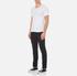 Versus Versace Men's Embellished Denim Jeans - Black: Image 4