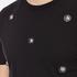 Versus Versace Men's Embellished Crew Neck T-Shirt - Black: Image 5