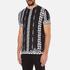 Versus Versace Men's Printed Crew Neck T-Shirt - White: Image 2