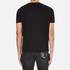Versus Versace Men's Large Lion Logo T-Shirt - Black Stampa: Image 3
