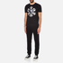 Versus Versace Men's Waist Detail Jogging Pants - Black: Image 4