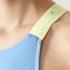 adidas Women's Stellasport Gym Tank Top - Blue/Green: Image 4