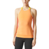 adidas Women's Stellasport Gym Tank Top - Orange/Pink: Image 1